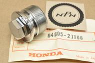 NOS Honda MT125 SL100 SL125 SL90 XL100 Fork Bolt D 94605-27100