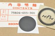 NOS Honda GL1100 GL1200 GL1500 Gold Wing Door Hole Seal 75826-605-300