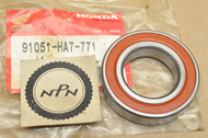 NOS Honda 1987 TRX350 Fourtrax Knuckle Radial Ball Bearing 91051-HA7-771