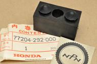 NOS Honda ATC200 ATC250 CB750 CL450 FT500 GL650 TRX200 TRX250 VT1100 Seat Set Mount Rubber 77204-292-000