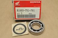 NOS Honda 1983-85 CR125 R Crank Case Radial Ball Bearing 91003-751-701