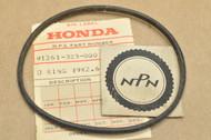 NOS Honda CB500 K0-K2 CB550 K0-1978 CB550F K0-1977 Wheel O-Ring 91261-323-000