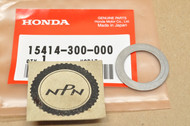 NOS Honda CB1000 CB1100 CB750 CB900 CBX CX500 CX650 GL500 GL650 Oil Filter Spring Seat 15414-300-000