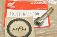 NOS Honda VT600 Shadow Front Fork Socket Bolt 90151-MR1-000