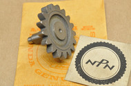 NOS Honda TL250 Trials XL250 XL350 Oil Pump Drive Gear 15131-356-000