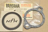 NOS Yamaha 1974-75 DT125 1982 XJ1100 1978-81 XS1100 Cam Chain Tensioner Gasket 2H7-12213-00