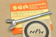 NOS Suzuki 1971-75 TM400 Air Cleaner Element Wing Bolt 13751-16510