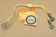 NOS Suzuki 1973-77 GT250 1972 T250 1969-72 T350 Oil Pump Hose Line 'A' 16820-18031