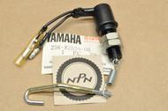 NOS Yamaha TX650 XS1 XS2 Rear Brake Light Stop Switch 256-82530-00