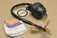 NOS Yamaha 1973-75 RD60 Ignition Switch & Key 388-82508-22