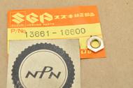 NOS Suzuki GS1000 GS750 GT550 GT750 LT250 RM250 RM80 T500 TC185 TM400 TS100 TS400 Cable Nut 13661-16600