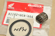 NOS Honda CR60 R CR80 R MB5 NH80 NS50 Connecting Rod Small End Bearing 91102-GC8-004