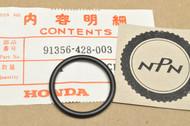 NOS Honda ATC250 ATC350 CB750 CBX CX500 VTR250 XL500 XR250 XR500 Fork Spring Bolt O-Ring 91356-428-003