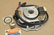 NOS Yamaha 1973-75 MX250 1973-74 MX360 CDI Magneto Stator Rotor Flywheel Assembly 364-85500-11