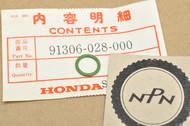 NOS Honda ATC70 ATC90 C70 CL70 CL90 CT70 CT90 S65 SL70 XL70 Z50 O-Ring 91306-028-000