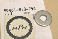 NOS Honda CR125 R CR250 R CR500 R Primary Drive Gear Bolt Washer 90401-ML3-790