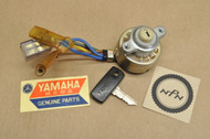 NOS Yamaha 1969 AS2 C 1968 YAS1 C Ignition Switch & Key 183-82508-31