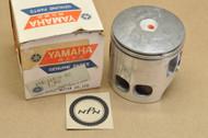 NOS Yamaha 1974-75 MX175 0.25 Oversize Piston 455-11635-02