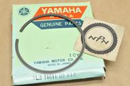 NOS Yamaha 1976 YZ175 Standard Size Piston Ring for 1 Piston = 1 Ring 1L8-11611-00