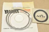 NOS Yamaha 1976-80 DT100 1979-81 MX100 1.00 Oversize Piston Ring Set for 1 Piston = 3 Rings 558-11610-40