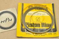 NOS Yamaha 1974-76 RD200 Standard Size Piston Rings for 1 Piston= 3 Rings 397-11610-02
