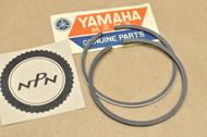 NOS Yamaha HT1 YCS1 1.00 Oversize Piston Rings for 1 Piston = 2 Rings 164-11601-42