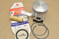 NOS Yamaha 1970-71 HT1 Standard Size Piston Ring Pin Clip Kit 276-11631-00