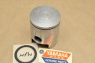 NOS Yamaha 1970-71 HT1 0.25 Oversize Piston 50.25mm 276-11635-70