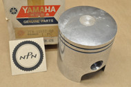 NOS Yamaha 1970-72 R5 0.75 Oversize Piston 64.75 mm 278-11637-00