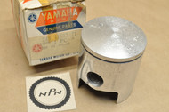NOS Yamaha 1969-71 AT1 1970 ATM1 0.75 Oversize Piston 56.75 mm 248-11637-71