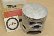 NOS Yamaha 1979-80 IT250 1.00 Oversize Piston 2X7-11638-01