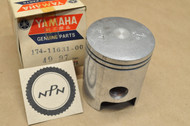 NOS Yamaha 1968 YCS1 Standard Size Piston 174-11631-00