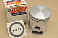 NOS Yamaha 1969-70 L5T 1967 YL2 1968 YLCM Standard Size Piston 166-11631-01-97