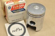 NOS Yamaha 1966-67 YL1 Standard Size Piston 134-11631-01-96