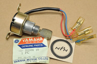 NOS Yamaha 1966-67 YL1 Main Ignition Switch & Key 131-82508-10