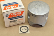NOS Yamaha 1976 IT400 C YZ400 C 0.25 Oversize Piston 2K8-11635-00