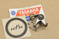 NOS Yamaha 1973-74 TX500 1975-78 XS500 Right Points Contact Breaker 371-81622-10