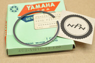 NOS Yamaha 1976-81 YZ100 1.00 Oversize Piston Ring for 1 Piston = 1 Ring 403-11611-40