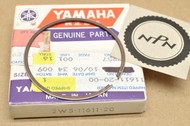 NOS Yamaha 1976-81 YZ100 0.50 Oversize Piston Ring for 1 Piston = 1 Ring 2W5-11611-20