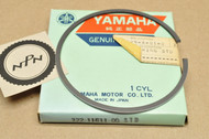 NOS Yamaha 1973-74 MX360 1972 RT2 1974-75 YZ360 Standard Size Piston Ring for 1 Piston = 1 Ring 322-11611-00