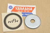 NOS Yamaha DT250 MX100 RD250 SR500 TT500 TX650 TY250 XS1100 XS650 YZ100 YZ125 Washer 341-83348-00
