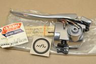 NOS Yamaha 1962-64 YD3 1963 YDT1 Left Handlebar Turn Signal Switch & Lever Assy 148-82610-00