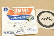 NOS Yamaha DT250 IT400 MX250 R5 RD350 TX650 TY250 TZ250 XS1 XS2 XS750 YZ250 YZ80 Collar 214-83913-00