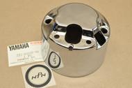 NOS Yamaha SR500 XJ650 XS400 XS650 XS750 XS850 Chrome Tachometer Gauge Cover 2J2-83508-00