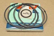 NOS Yamaha 1983-86 TT600 Standard Size Piston Ring Set For 1 Piston = 5 Rings 34K-11610-01