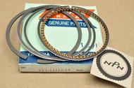 NOS Yamaha 1980-82 SR250 1980-81 TT250 XT250 0.25 Oversize Piston Ring Set for 1 Piston = 5 Rings 3Y1-11610-10
