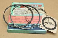 NOS Yamaha 1972 DT2 1973 DT3 0.75 Oversize Piston Ring Set for 1 Piston = 4 Rings 311-11610-30