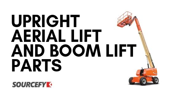 Upright Aerial Lift and Boom Lift Parts - sourcefy on