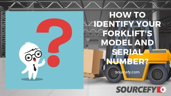 How to Identify your Forklift's Model and Serial Number