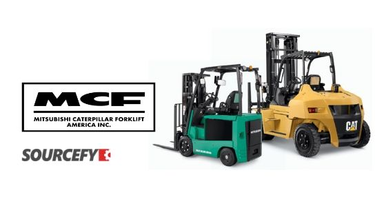 Mitsubishi And Caterpillar Forklift Parts